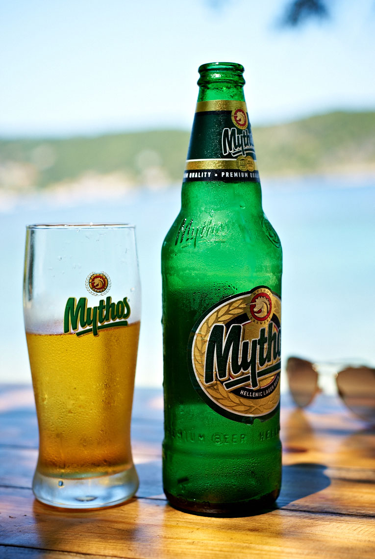 Mythos Beer, Greece