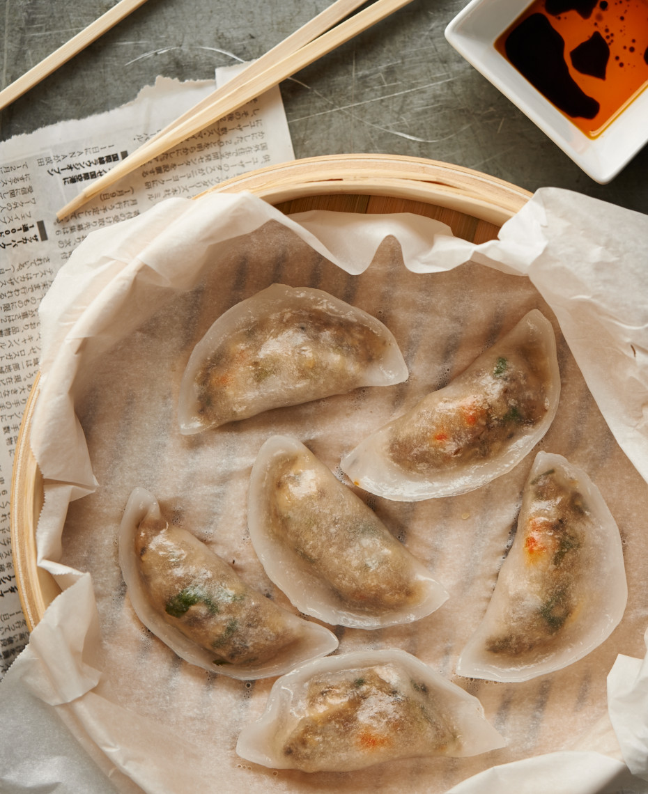 Pot Stickers, Nick Vasilopoulos