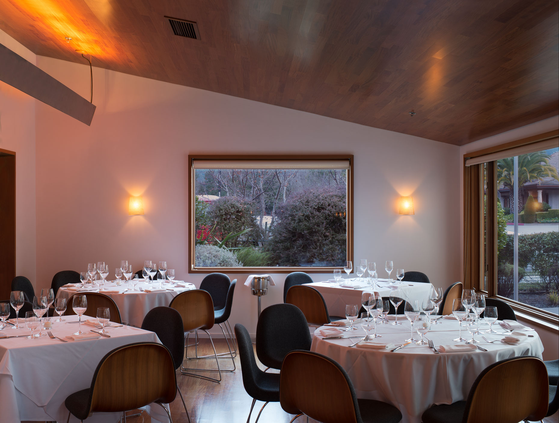 Redd, Private Dining Room