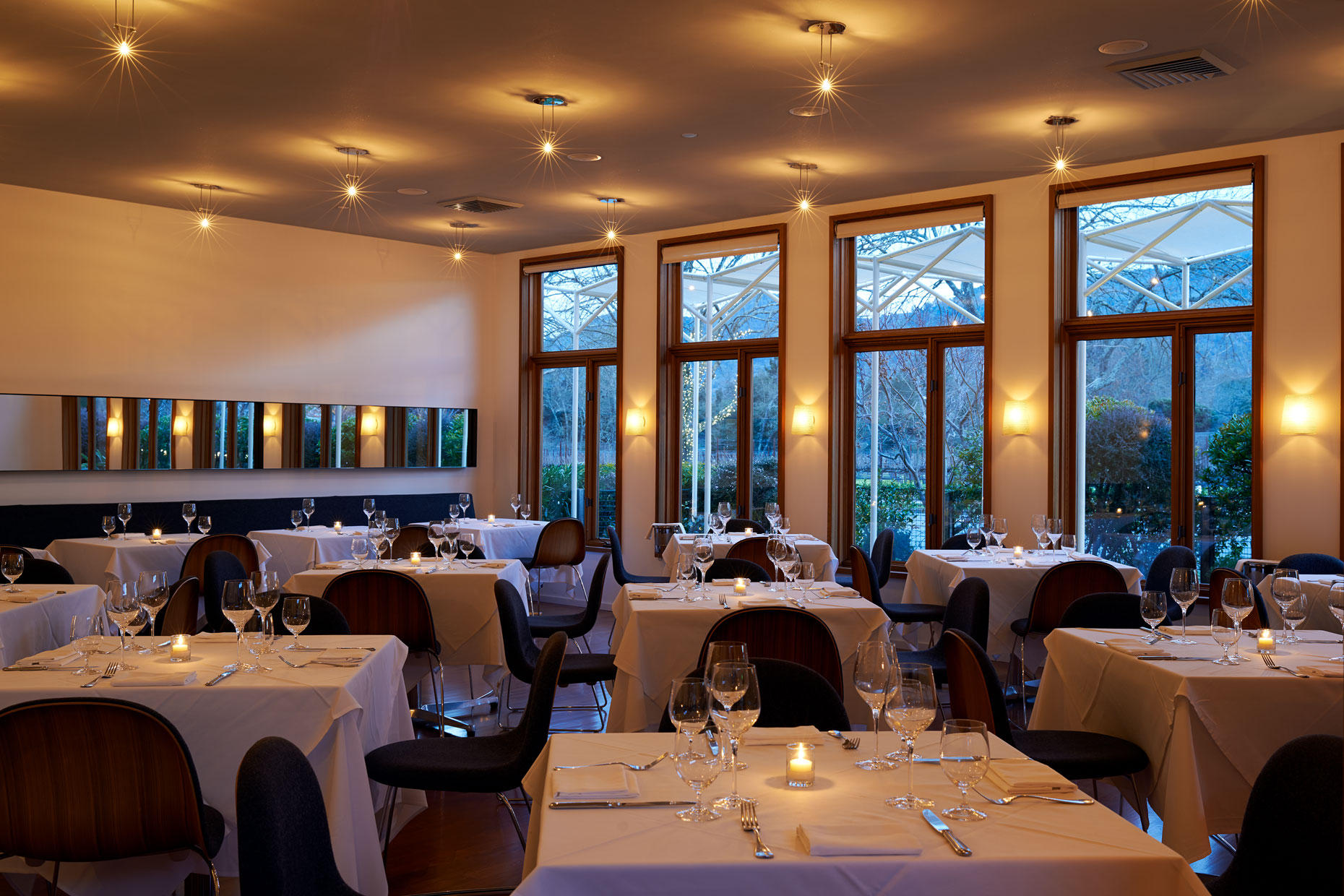 Redd, Yountville, Main Dining Room