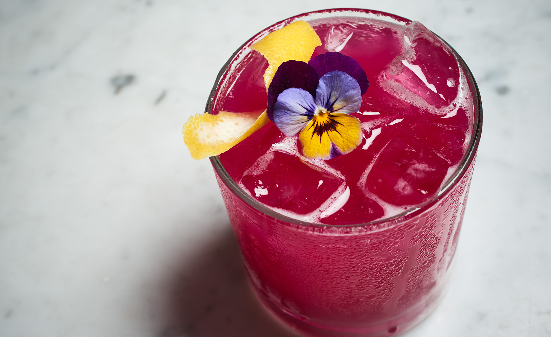 Rosa Salvaje Cocktail